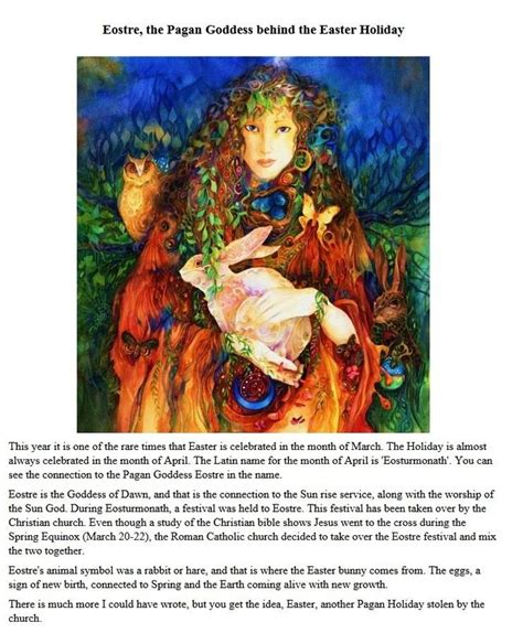 goddess easter 48 best images about blessed march oestara march 20 23