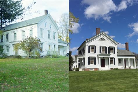 old house before and after renovation how to renovate a historic home and live to tell the tale curbed