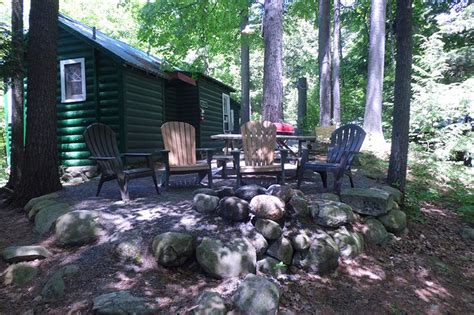 hideaway waterfront cottages pine hide a way waterfront cottages