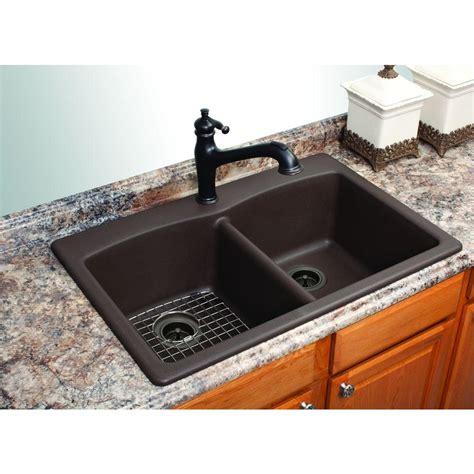 kitchen sinks composite fresh atlanta composite apron front kitchen sinks 17281