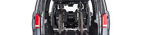 V Klasse Motorradtransport by Secufix F 252 R Motorrad Und Fahrradbefestigung In Ihrem Van