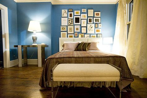 blue walls in bedroom if walls could talk giving your room self expression by