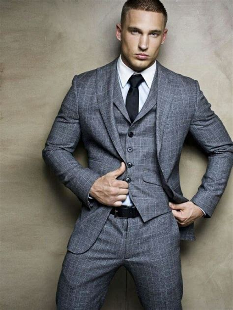 Pieces Of Three grey three suit s fashion three