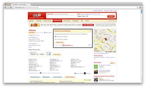 open table reservation system opentable explained here s how the company makes