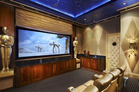 arnold schulman contemporary home theater miami