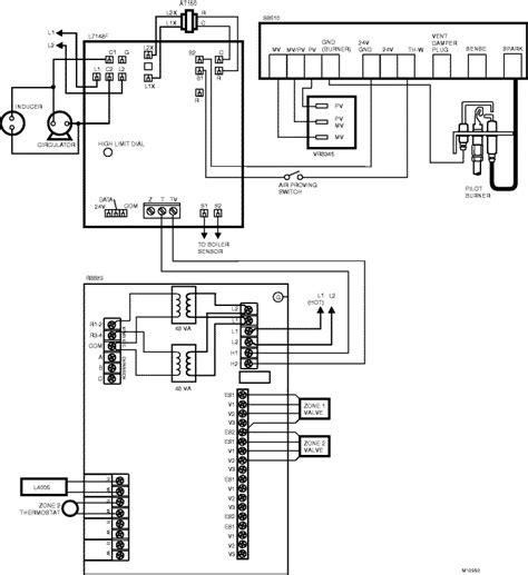 honeywell gas valve diagram honeywell s8600 wiring diagram 30 wiring diagram images