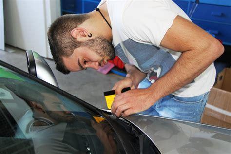 Autofolierung Neulingen by Car Wrapping Schulung Seminar Lehrgang Folierung