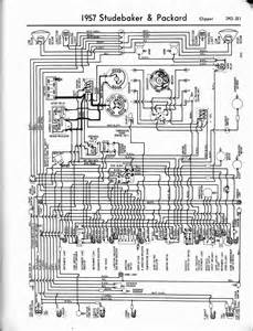 packard wiring diagrams the car manual project