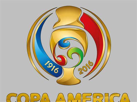 logo america 2016 copa america 2016 logo official no1 football info 1football org