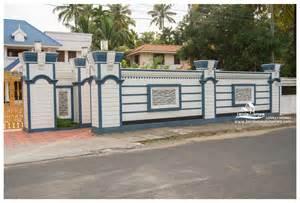 home gate design kerala compound wall gate design keralareal estate kerala free