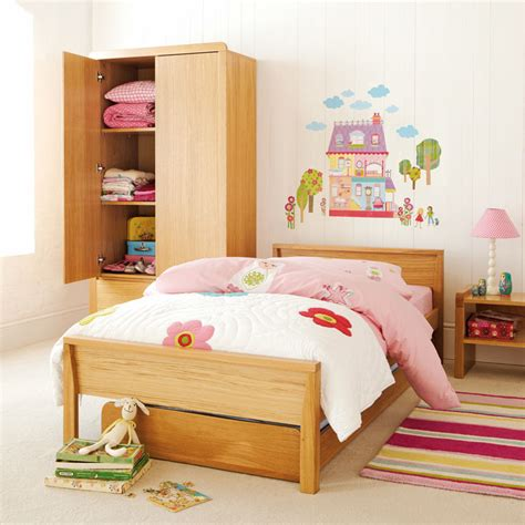 bedroom decor for girls cool wall stickers to complete kids room decor digsdigs