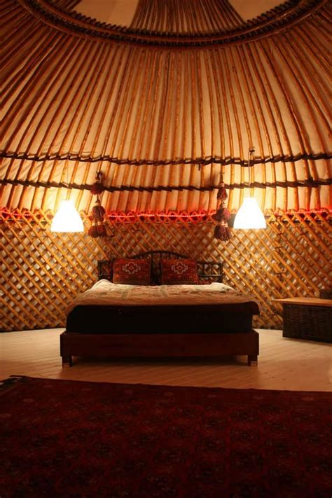 Luxury Yurts Hand Crafted Homes By Bohorockers Modern Luxury Yurt Homes