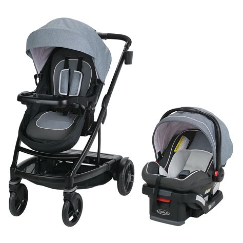 Graco Travel System graco uno2duo stroller second seat ace baby