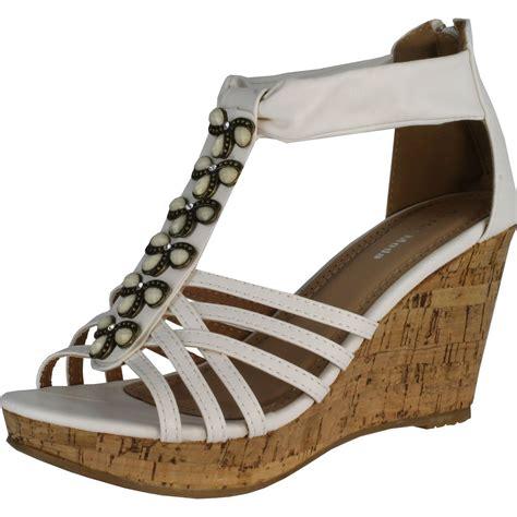 Wedges Sofiya Import 2 top moda s ds 6 wedge sandals ebay