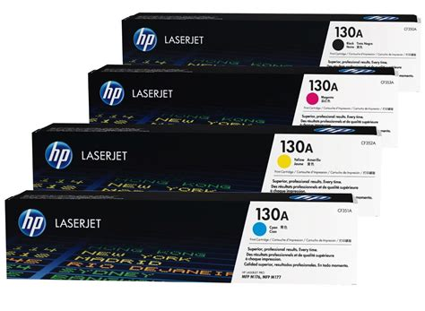 Toner Hp Laserjet 130a Original Hp Magenta Produksi 2016 2017 hp 130a laserjet toner cartridge cmy end 7 2 2018 3 15 pm