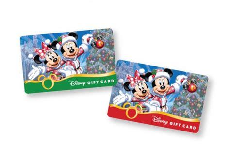 Holiday Gift Card Design - walt disney world merchandise and shopping update for december 2014