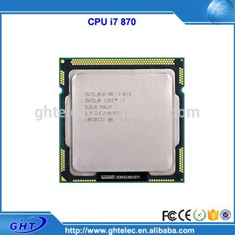 I7 870 2 9 Box Sc 1156 portable i7 870 inter i7 processor buy intel