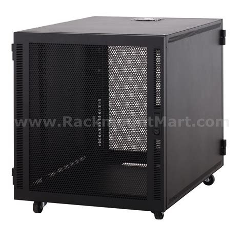 mini server rack cabinet cr1202 12u compact server cabinet