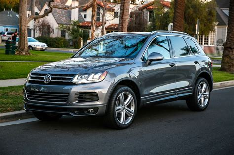touareg volkswagen 2014 2014 volkswagen touareg tdi r line review 7 things to know