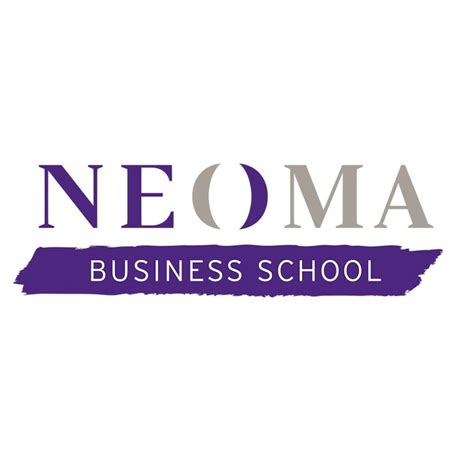 Notre Dame Mba Logo by Neoma Bs Web Tv