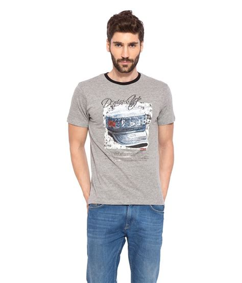 globus gray cotton neck t shirt buy globus globus gray cotton t shirt buy globus gray cotton t