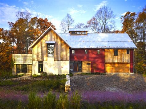 barn inspired homes solar powered bragg hill barn inspired home was built to