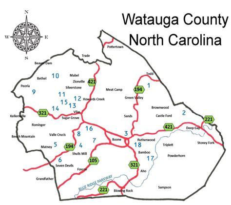 Watauga County Records Watauga County Carolina