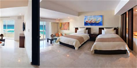 2 bedroom suites caribbean all inclusive sunset royal beach cancun cancun sunset royal cancun resort accommodations