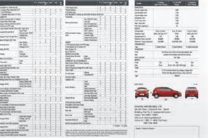 Hyundai Parts Price List Hyundai I20 Technical Specifications Feature List Team