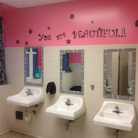 college bathroom ideas elementary school bathroom makeover google search