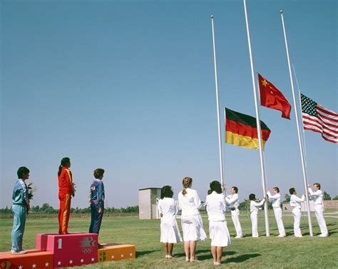1984 summer olympics medal table