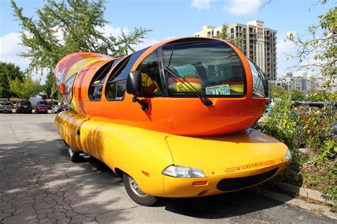 Wheels Oscar Mayer Wiener Mobile happy 80th birthday oscar mayer wienermobile the news wheel