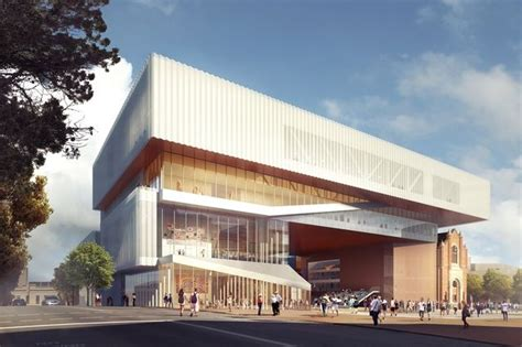 oma and hassell design new museum for western australia 11 best public buildings images on pinterest