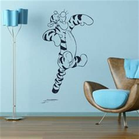 Wall Sticker Stiker Dinding Pooh Tiger i tigger on winnie the pooh cookie jars and eeyore