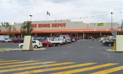 the home depot aguascalientes 171 seica construction