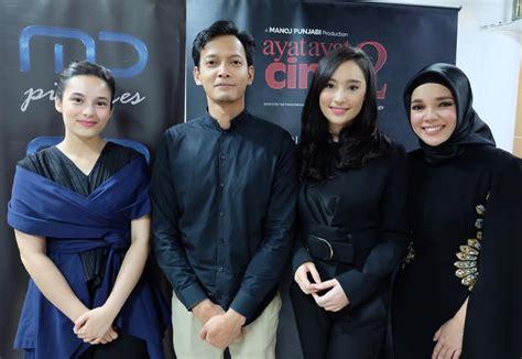 ayat ayat cinta 2 pawagam malaysia 5 wanita cantik bakal bintangi ayat ayat cinta 2 media