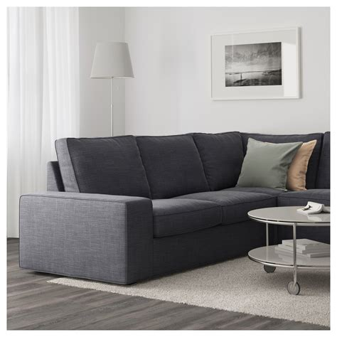 kivik sofa with chaise kivik corner sofa 2 2 with chaise longue hillared