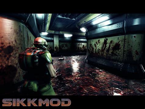 Bd Ps3 Doom 3 sikkmod v1 2 file mod db