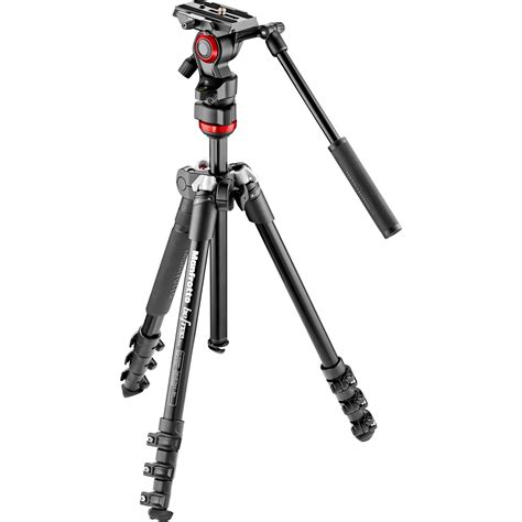 tripod manfrotto manfrotto befree live tripod kit with mvkbfr liveus