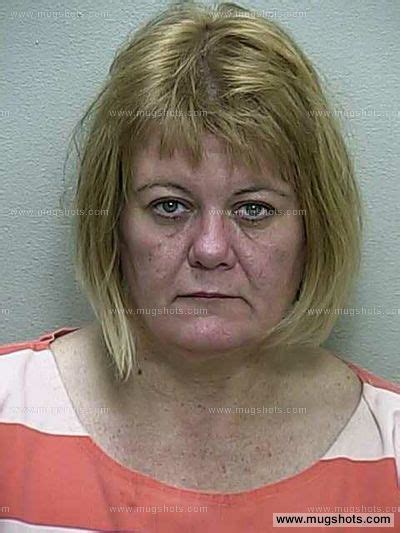 Marion County Fl Court Records Leeann Lessor Mugshot Leeann Lessor Arrest Marion County Fl