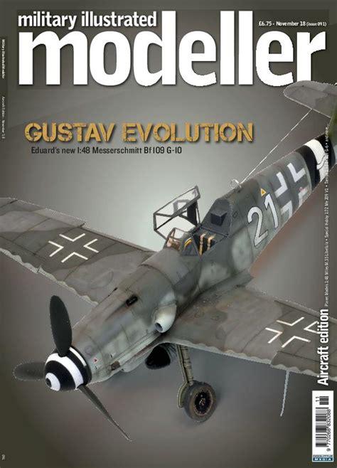 military illustrated modeller november