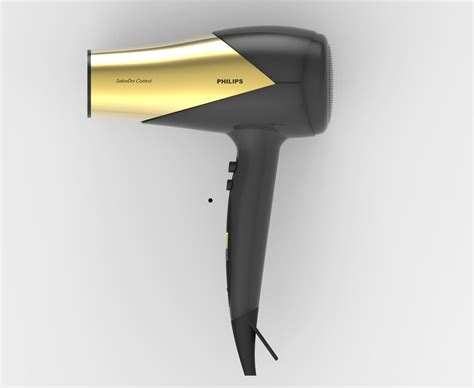 Philips Hair Dryer Models hair dryer philips free 3d model obj 3ds 3dm dwg skp