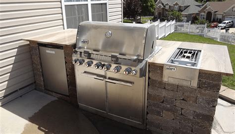 Outdoor Kitchens Retaining Walls Water Features Paver Patios Landscaping Design Outdoor Outdoor Kitchen Design Template