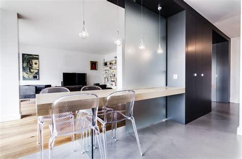 dividere la cucina dal soggiorno open space cucina soggiorno funzionale