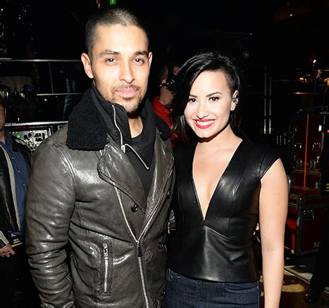 Kevin Federline And Wilmer Valderrama Hook Up by Demi Lovato Goes In Sheer For Complex