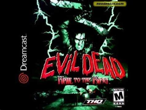 film evil dead part 3 evil dead hail to the king part 3 youtube