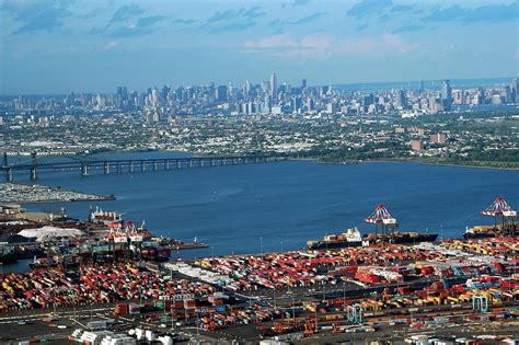 new york porto port of new york and new jersey
