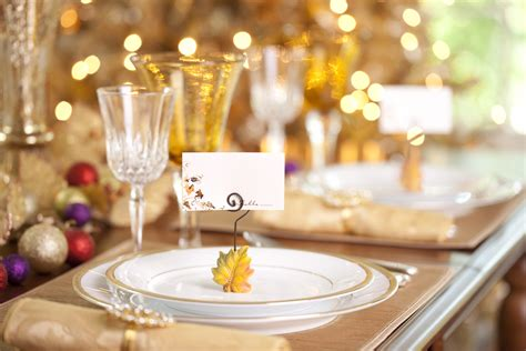 idee per addobbare la tavola tavola natalizia come apparecchiare la cucina italiana