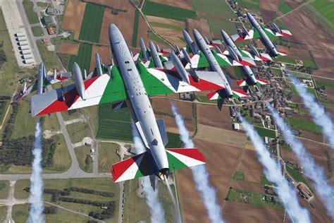 anticipazioni calendario esibizioni frecce tricolori  blog  flight italia news