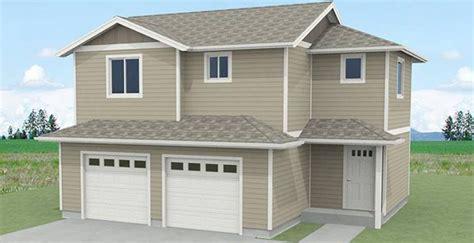specialty garage true built home kingston home plan true built home pacific northwest